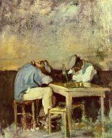 Nicolae Grigorescu, Zwei betrunkene